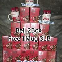 Kopi SLB 10Box Gratis 1Box Paket Agen, Kopi Kuat Herbal Murah