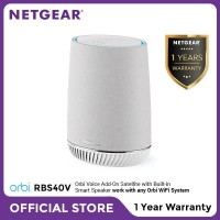 Netgear Orbi Voice RBS40V AC2200 Satellite / extender smart speaker