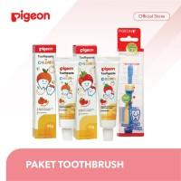 PIGEON Paket Toothbrush