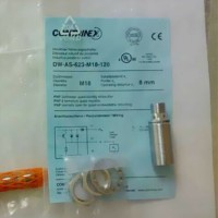 ONE NEW CONTRINEX DW-AS-623-M18-120 DWAS623M18120
