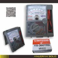 Multitester Analog Samwa Multi Meter Multimeter YX-360TR D