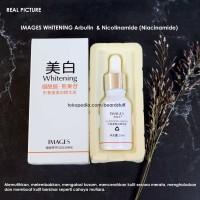 Images Whitening Essence Serum Niacinamide & Arbutin - serum pemutih