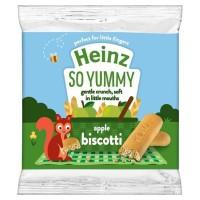Heinz Biscotti Apple 60gr
