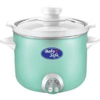 BabySafe digital slow cooker 1,2 L