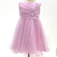 DRESS PINKY GIRL PREMIUM ANAK