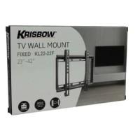 Krisbow Bracket Tv Fixed 23-42 Inci