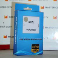 VGA TO HDMI CONVERTER - ADAPTER VGA TO HDMI / HD Video KONVERTER