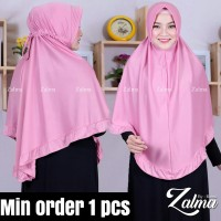 GROSIR!! kerudung SYAIDAH by regarcollection hijab bergo instan jilbab