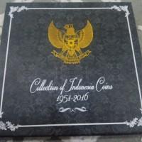 Set koin Indonesia 1951 - 2016