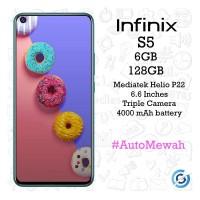 Infinix S5 6/128 6GB 128GB Garansi Resmi Infinix