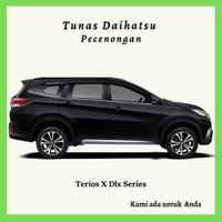 Daihatsu All New Terios X MT Deluxe 2019 harga merupakan DP kredit