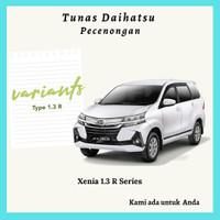 Daihatsu Grand New Xenia X 1.3 MT 2019