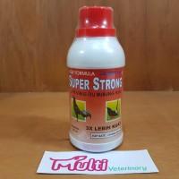 SUPER STRONG 250 mL Cairan Larutan Disinfektan Disinfectant Anti Vi
