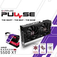 SAPPHIRE Radeon RX 5500 XT PULSE OC 8GB GDDR6