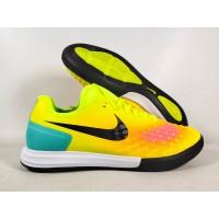 Sepatu Futsal Magista X Finale II Volt Yellow IC Replika Impor
