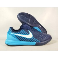 Sepatu Futsal Magista X Finale II Gamma Blue IC Replika Impor