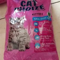 makanan kucing cat choize kitten 1kg