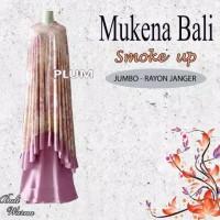 Mukena Bali Smoke Up Tas Kantong