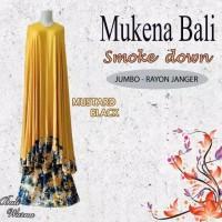 Mukena Bali Smoke Down Tas Kantong