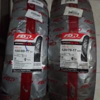 Paket Set Ban FDR 100/80-17 & 120/70-17 Sport EVO