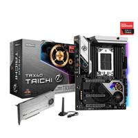 ASRock MB TRX40 Taichi AMD Ryzen Threadripper sTRX4 TRX40 Gen 3th