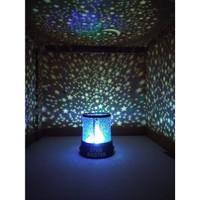 Lampu Tidur Unik LED Proyektor Star Master Cahaya BINTANG-BINTANG