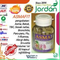 AsmaFit Asma Fit kapsul herbal asma bronchitis TBC