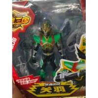 Legend Hero Deluxe Action Figure Ganwu