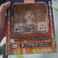 nendoroid 120 neko arc ultimate melty blood