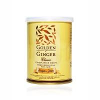 GOLDEN GINGER CAN HERB DROP SUGAR FREE CLASSIC 100 GRAM