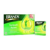 BRAND'S SARIPATI AYAM ORIGINAL 70 GRAM BOX 6 BOTOL