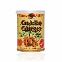 GOLDEN GINGER CAN HERB CLASSIC HOT 150 GRAM