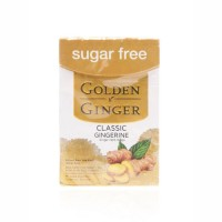 GOLDEN GINGER FLIPTOP SUGAR FREE CLASSIC GINGERINE 45 GRAM