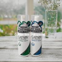 Gatsby Facial Micro Foam/Instant Face Wash