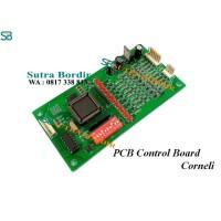 PCB BOARD CORNELI PCB CONTROL BOARD BORDIR APLIKASI CORDING CORNELI