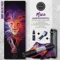 Yoga Mat / Matras Yoga Svarga 3mm / 1mm Suede Maza Series The Fearless