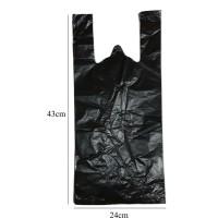 10 Lembar Plastik Kresek Hitam No. 24 (24x43cm)