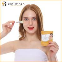 Masker Korea Untuk Wajah Kusam Colostrum Biutimask