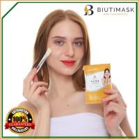 Masker Wajah Alami Untuk Menghilangkan Flek Hitam Biutimask Colostrum