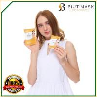 Masker Glowing BPOM Biuti Mask Colostrum