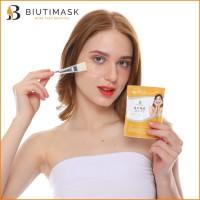 Masker Wajah Alami Agar Putih Bersih Colostrum Biuti Mask