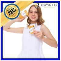Masker Wajah Mencegah Jerawat Beautymask Colostrum