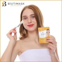 Masker Wajah Alami Untuk Kulit Sensitif Biuti Mask Colostrum