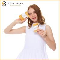 Beautymask Colostrum Masker Alami Pemutih Wajah Berminyak