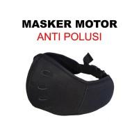 Paket 30PCS Masker Filter Motor Anti Debu Polusi Asap