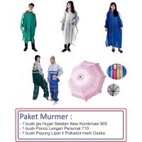 Paket Murmer Jas Hujan Payung