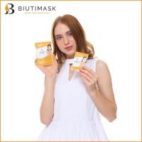 Biutimask Colostrum Masker Untuk Wajah Berminyak Pria