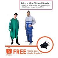 Biker s Most Wanted Bundle GRATIS Sarung Tangan