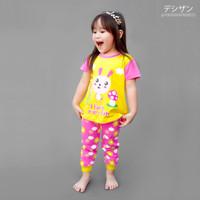 Setelan Baju Anak Perempuan I Have More Fun