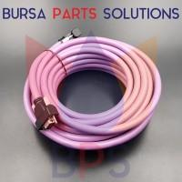 Long LVDS Cable For BYHX Board / Kabel Ungu Mesin Digital Printing 9 m